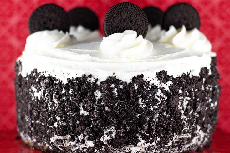 Gluten-Free Oreo Cake | Gluten Free Yummies :) | Pinterest