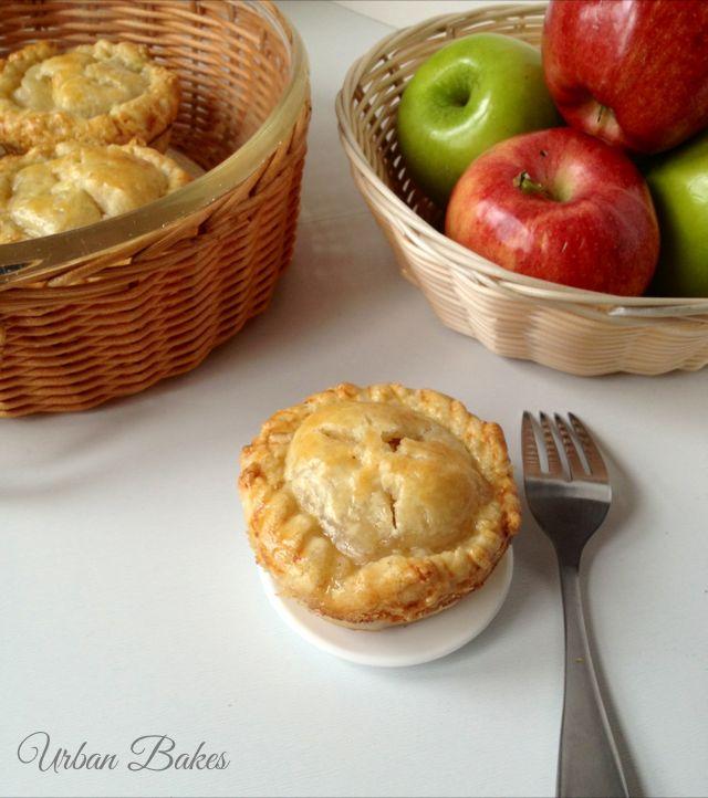 Easy Mini Apple Pies | Pie, Pie, me oh my! | Pinterest