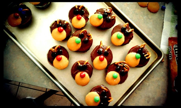 Rudolph the Red Velvet Cupcake | Recipe
