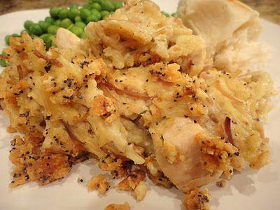 Creamy Chicken and Rice Casserole | casseroles & sides | Pinterest