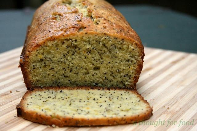 lemon poppy seed pound cake | Sweet Tooth | Pinterest