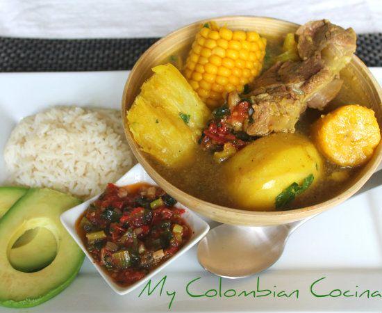 Beef Stew (Sancocho) | To Make For Him | Pinterest