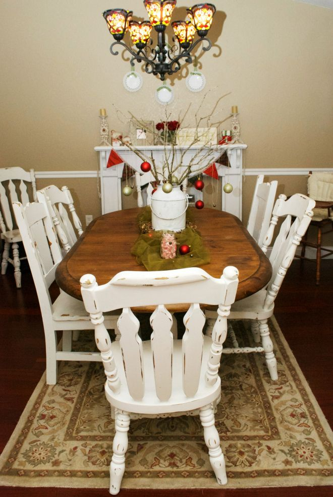 Shabby chic dining rooms pinterest crafts - Shabby chic dining rooms ...