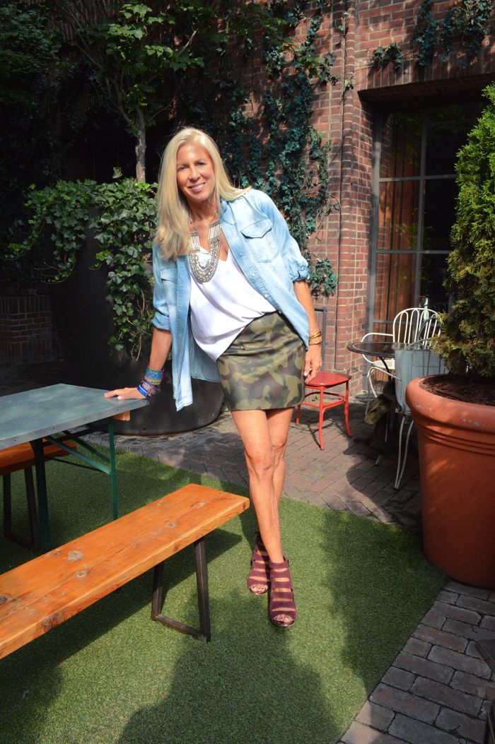 Get Libby s Look! The original Sam s Girl shows us how to wear