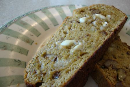 Coconut Zucchini Bread | Yummy things to try | Pinterest