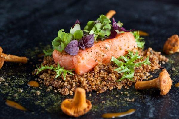 Easy Crunchy Mustard-Baked Salmon Recipes — Dishmaps