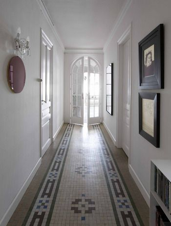 Como decorar un pasillo largo y estrecho - Pasillos largos y estrechos como pintarlos ...