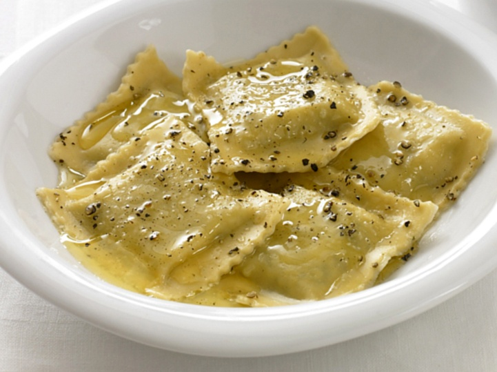 "Ravioli with Ricotta and Spinach"" from Cookstr.com #cookstr"