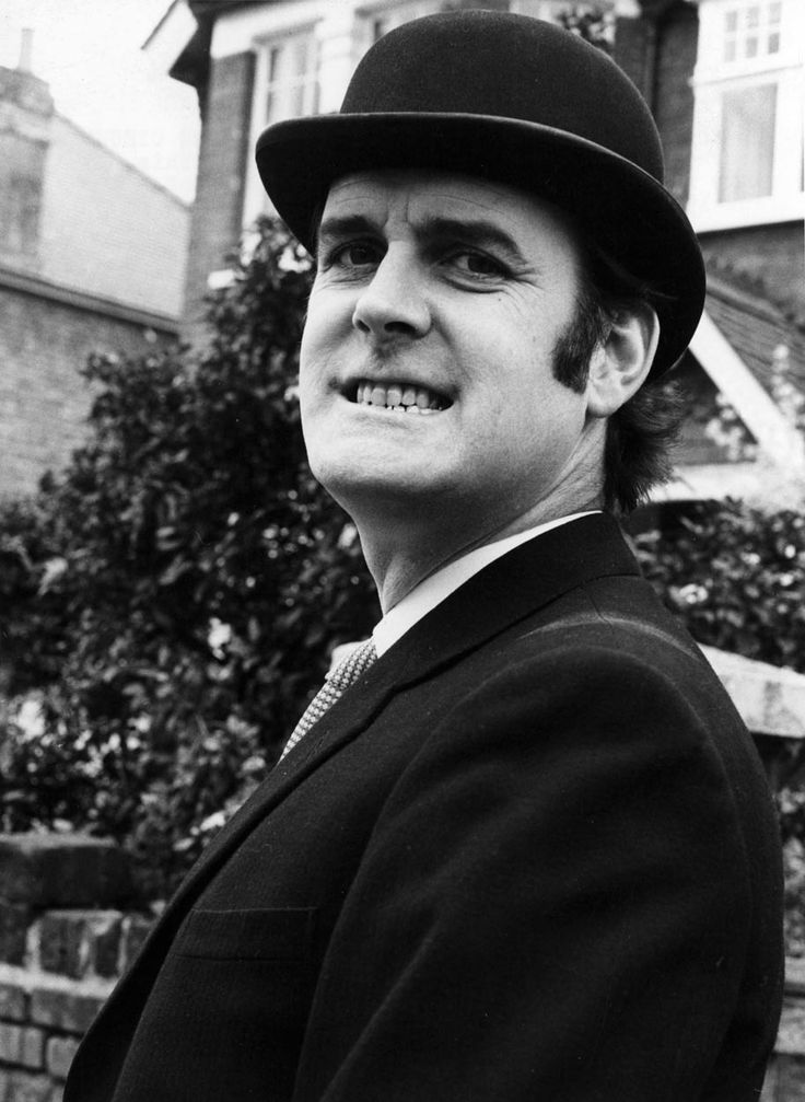 John cleese we loved him in monty python a fish called wanda and so