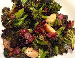 ... Review: NomNomPaleo Roasted Broccoli & Bacon #paleo #bacon #broccoli