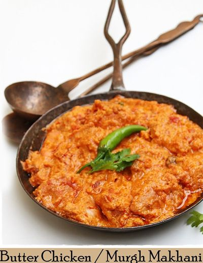 Butter Chicken | Chicken, chicken | Pinterest