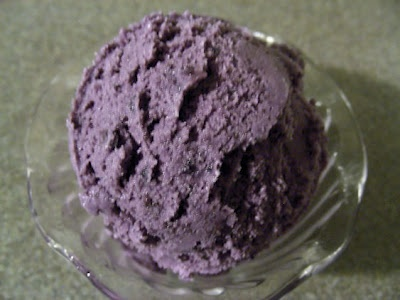 Blueberry Gelato | Sips and Nibbles: Ice Ice Baby | Pinterest