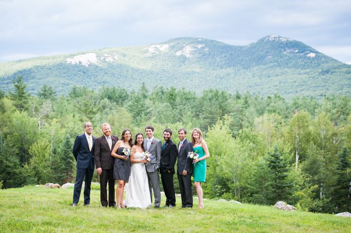 New Hampshire Wedding | White Mountains New Hampshire