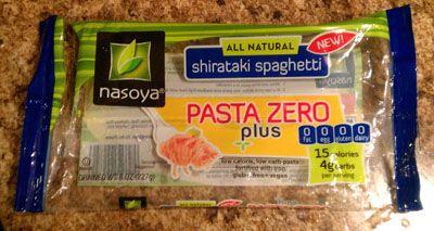 Review of Nasoya All Natural Shirataki Spaghetti-Vegan Free, Gluten ...
