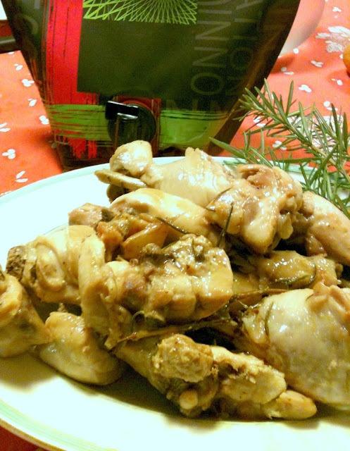 Le Marche nel Piatto: Il Pollo in potacchio