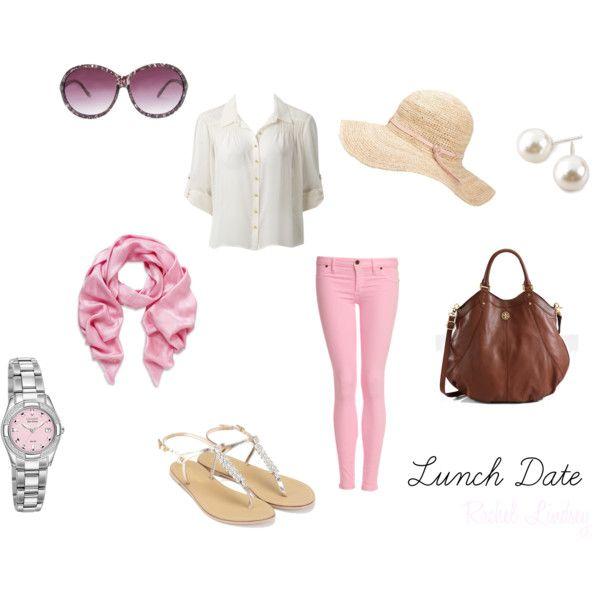Lunch date | My Dream Closet | Pinterest