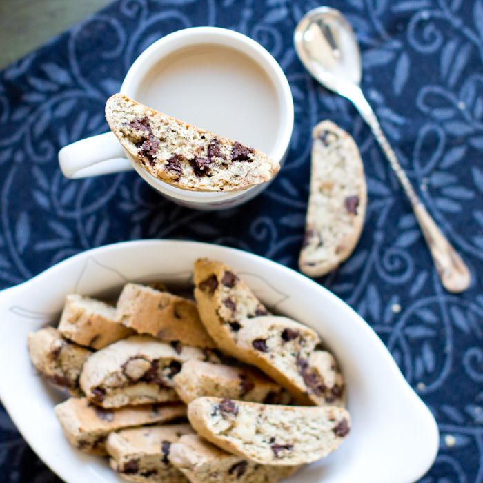 Chocolate Chip Biscotti | Food and Recipes | Pinterest