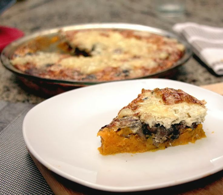 Sweet Potato Hash Brown Pie