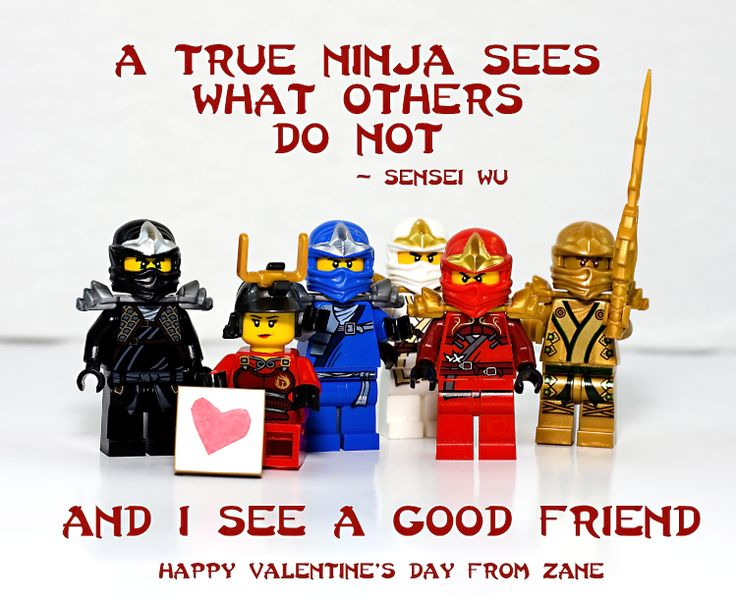 valentine's day lego heart