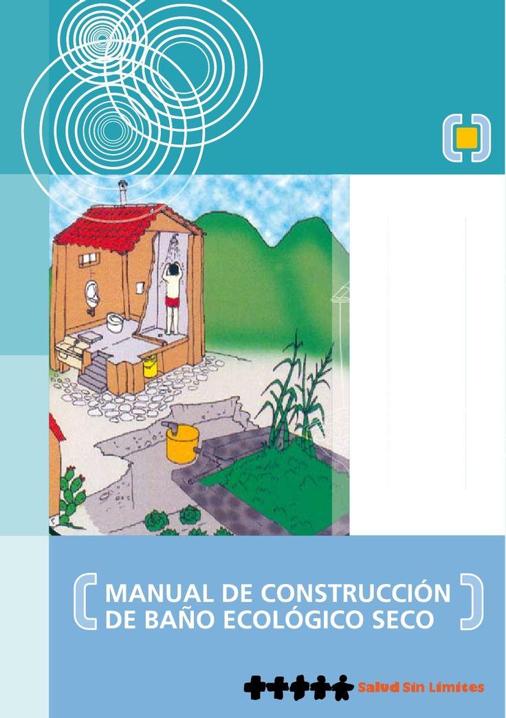 Muebles De Baño Para Kinder:manual de construcción de baño ecológico seco