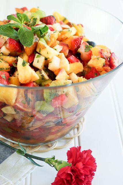 """Grain Free Granola and Fruit Salad – A """"Parfait"""" Combination ..."""