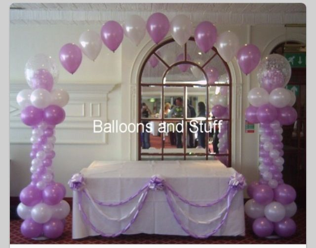 Wedding World: Balloon Wedding Decorations