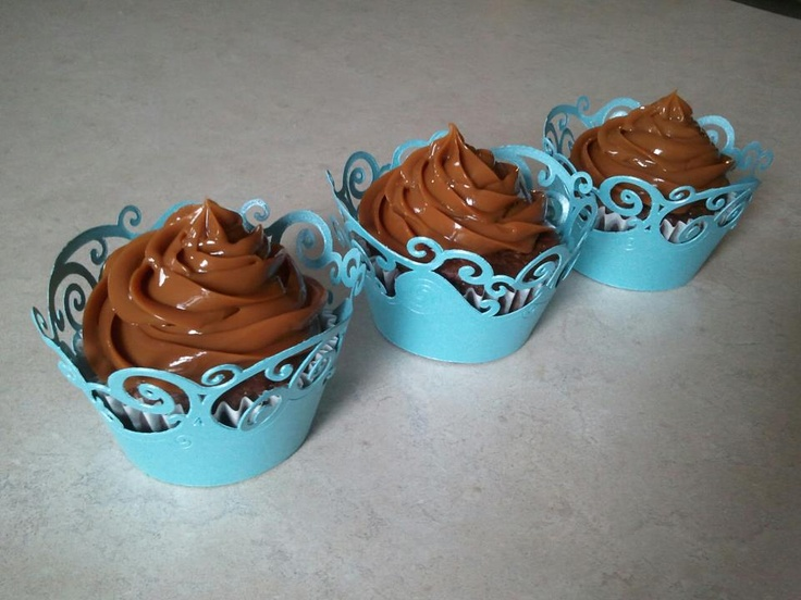 dulce de leche frosting | my sweet creations | Pinterest