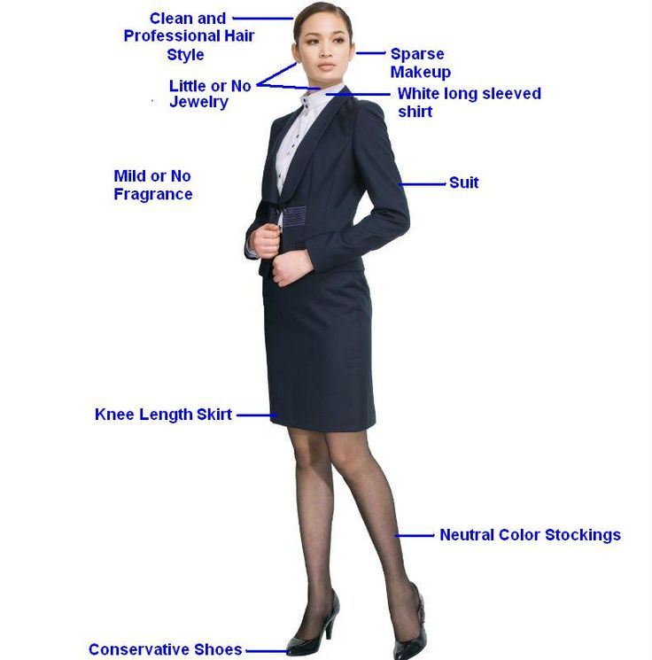 What to wear to nursing assistant interview