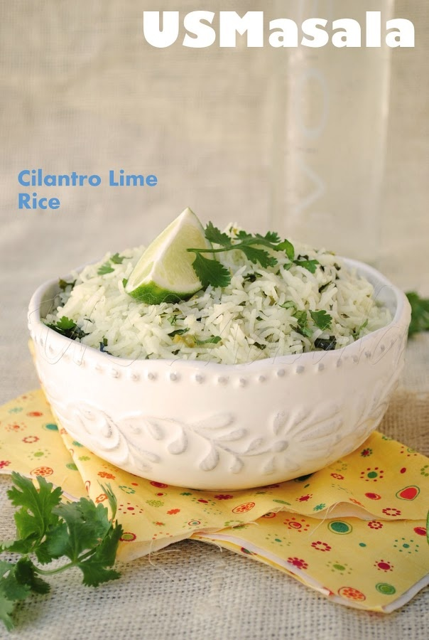 Chipotle Grill style Cilantro Lime Rice | healthy recipes | Pinterest