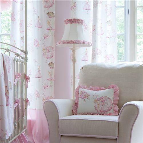 Pin by carousel designs on nursery lighting pinterest for Floor lamp for girl nursery