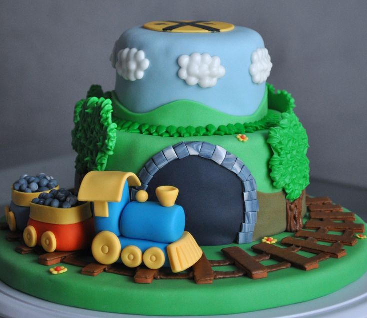 railroad cake