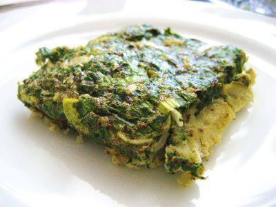 Persian Herb Frittata (Kuku) | Persian Food - Persische Gerichte | Pi ...