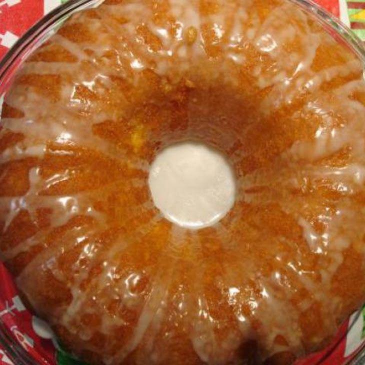 Easy Lemon Cake | Food | Pinterest