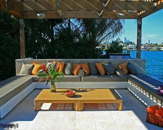 Modern Outdoor Furniture Miami Cool Design Inspiration
