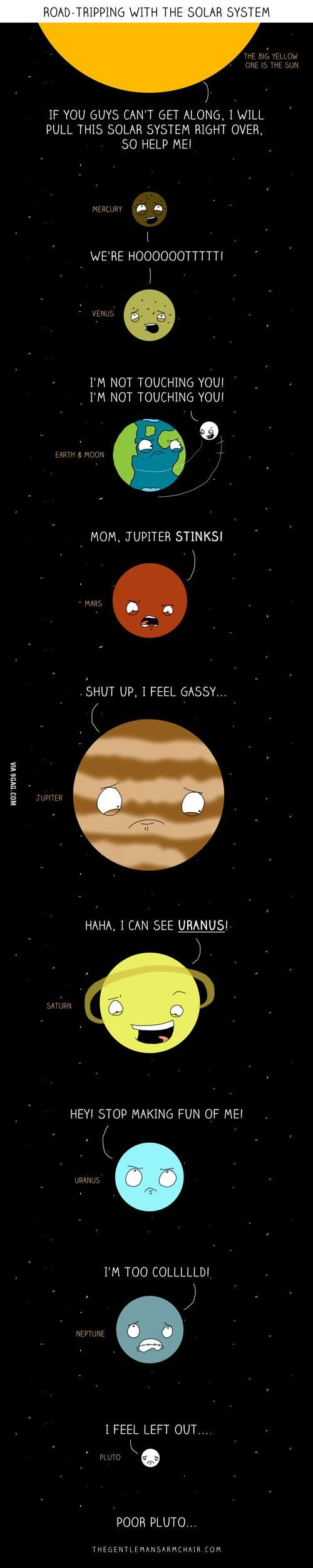 silly meme solar system - photo #41