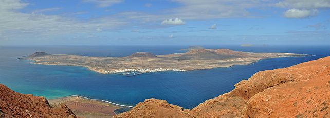 La Graciosa Island Spain