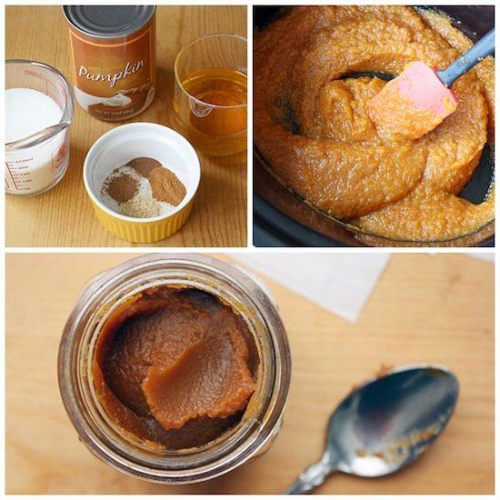 Crock Pot Pumpkin Butter http://www.askchefron.com/crock-pot-pumpkin ...