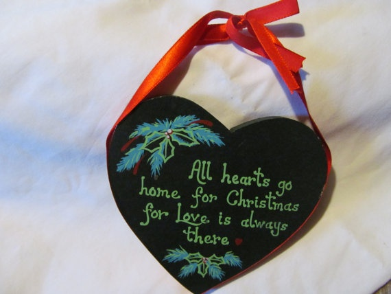 All Hearts Go Home For Christmas by ReVintageLannie on Etsy.