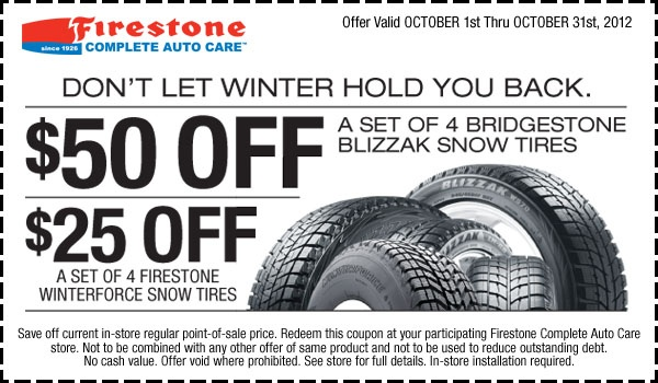 Pin by Didit on Firestone Coupons