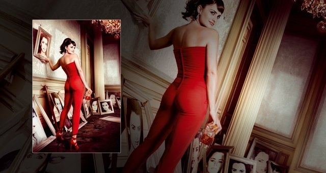 Penelope Cruz for Campari Calendar 2013 | because everyone likes hot ...