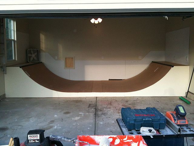 Garage Mini Ramp Skateboard Ramps Pinterest Make Your Own Beautiful  HD Wallpapers, Images Over 1000+ [ralydesign.ml]