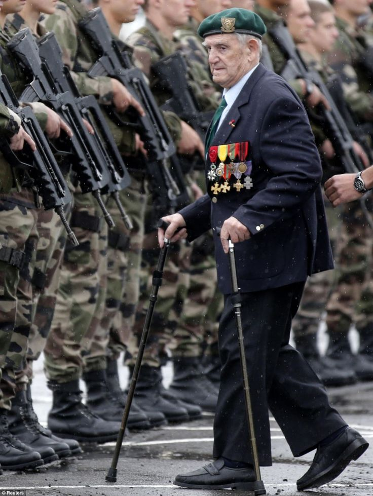 d day veteran found in france