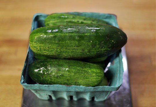 Small Batch Recipe: Garlic Dill Refrigerator Pickles — Urban ...