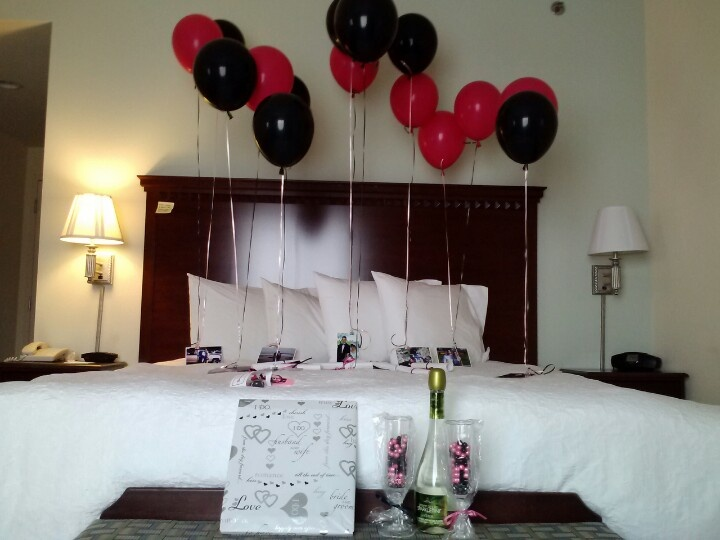 Anniversary surprise gift ideas pinterest