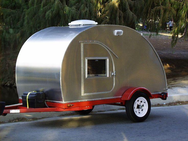Teardrop Trailer Plans | Campers | Pinterest