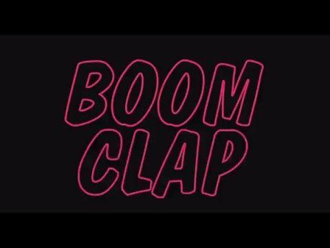 Charli xcx boom clap soundtrack of my life pinterest