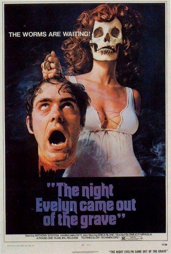 La noche que Evelyn salió de la tumba (1971)