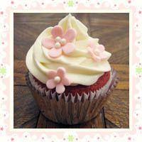 Red Velvet Birthday Cupcakes | Desserts | Pinterest