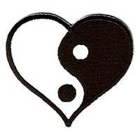 valentine heart tattoo