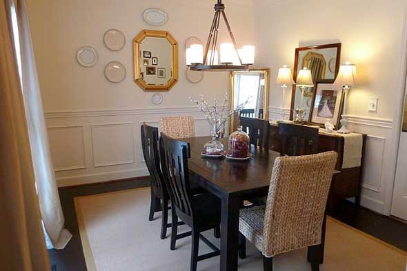 dining room decorating ideas dining room decorating tips luxury home ...